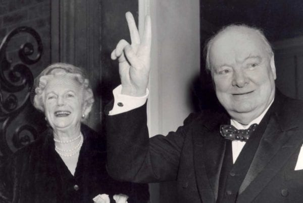 L'ottimismo di Winston Churchill